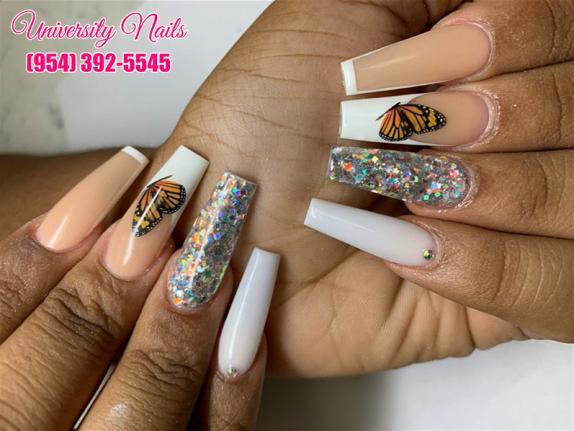 University Nails - Nail salon Pembroke Pines, FL 33025